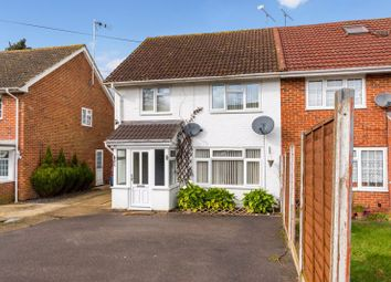 3 bed semi-detached house for sale in Honeysuckle Lane, Langley Green, Crawley, West Sussex RH11