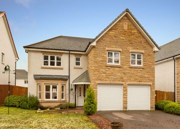 Thumbnail 5 bed detached house for sale in William Dickson Drive, Blairgowrie, Perthshire