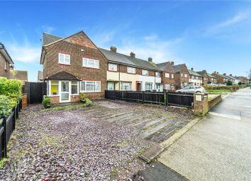 Thumbnail 4 bed semi-detached house for sale in Packham Road, Northfleet, Kent