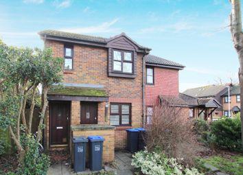 Thumbnail 1 bedroom flat to rent in Pilgrims Terrace, Canterbury Road, Worthing