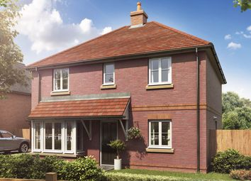 "Thumbnail 4 bed detached house for sale in ""The Pembroke"" at Ringwood Road, Verwood"