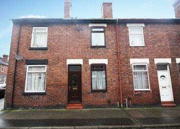 Thumbnail 2 bedroom terraced house for sale in Packett Street, Stoke-On-Trent, Staffordshire
