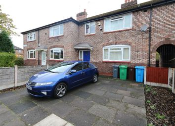 Thumbnail 3 bed terraced house for sale in Daneholme Road, Burnage, Manchester