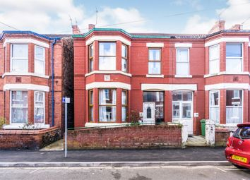 Thumbnail 3 bed semi-detached house for sale in Oxford Road, Wallasey