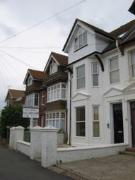 Thumbnail 1 bed flat to rent in Connaught Road, Seaford