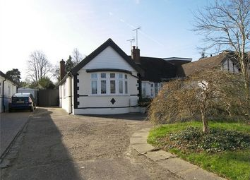 Thumbnail 3 bedroom semi-detached bungalow for sale in Byng Drive, Potters Bar