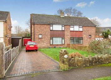 Thumbnail 3 bed semi-detached house for sale in Portelet Place, Hedge End, Southampton