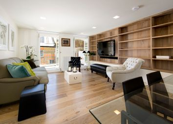 Thumbnail 3 bed flat to rent in The Old School House, 78 Chiltern Street, London.