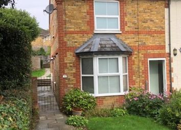 Thumbnail 2 bed semi-detached house to rent in Chapel Lane, High Wycombe