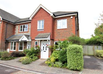 Thumbnail 3 bed end terrace house for sale in Marsh Place, Pangbourne, Reading