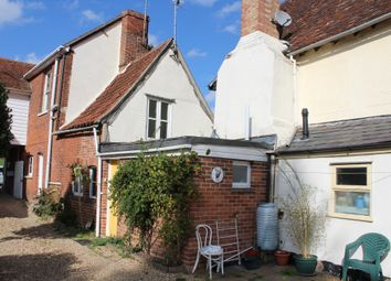 Thumbnail 1 bed cottage to rent in The Green, Cavendish, Sudbury