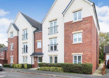 Thumbnail 2 bed flat to rent in Lambourne Court, Gwersyllt, Wrexham