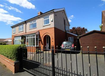 Thumbnail 3 bedroom semi-detached house for sale in Hawkhurst Avenue, Fulwood, Preston