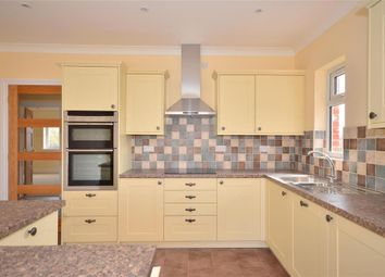 Thumbnail 3 bedroom detached house for sale in Madeira Lane, Freshwater, Isle Of Wight