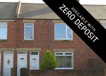 Thumbnail 3 bed flat to rent in Thompson Street, Bedlington