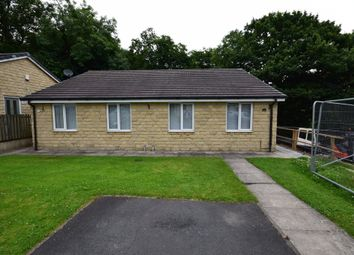 Thumbnail 2 bed detached bungalow to rent in Cottage View, Whitworth, Rochdale