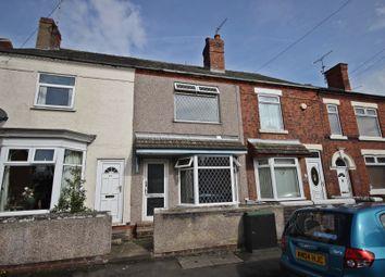 Thumbnail 2 bedroom terraced house for sale in Franklin Road, Jacksdale, Nottingham