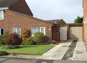 Thumbnail 2 bed semi-detached bungalow for sale in Brecon Close, Melksham