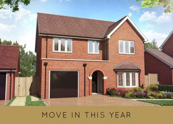 "Thumbnail 4 bedroom detached house for sale in ""The Pebworth"" at Weston Road, Aston Clinton, Aylesbury"