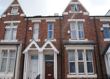 Thumbnail 4 bedroom terraced house to rent in Crossley Terrace, Arthurs Hill, Newcastle Upon Tyne