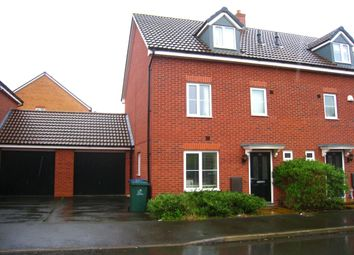 Thumbnail 4 bed semi-detached house for sale in Shropshire Drive, Coventry
