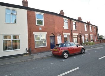 Thumbnail 2 bed terraced house to rent in Osborne Road, Cale Green, Stockport, Cheshire