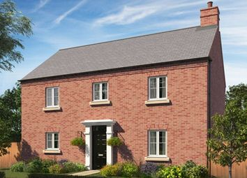 Thumbnail 4 bed detached house for sale in The Moreton, Winnington Lane, Northwich, Cheshire
