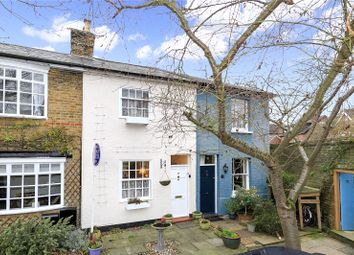 Thumbnail 2 bed terraced house for sale in Victoria Cottages, Kew, Surrey
