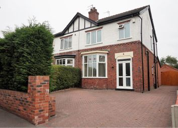 Thumbnail 3 bed semi-detached house for sale in Castlecroft Road, Wolverhampton