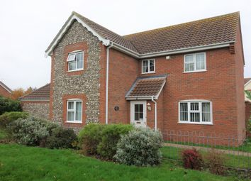 Thumbnail 4 bed detached house for sale in Heritage Green, Kessingland, Lowestoft, Suffolk