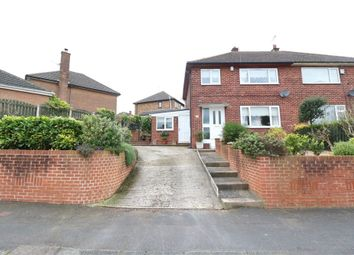 Thumbnail 3 bed semi-detached house for sale in March Vale Rise, Conisbrough, Doncaster, South Yorkshire