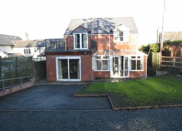 Thumbnail 3 bed detached house to rent in Crew Green, Shrewsbury
