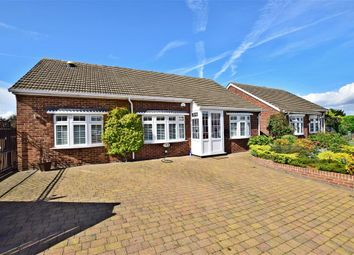 Thumbnail 3 bed detached bungalow for sale in Gresham Avenue, Hartley, Longfield, Kent
