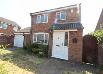 Thumbnail 3 bed detached house for sale in Clover Way, Bradwell, Great Yarmouth