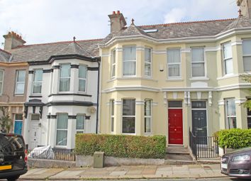Thumbnail 5 bed terraced house for sale in Rosslyn Park Road, Peverell, Plymouth