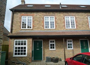 Thumbnail 3 bed town house to rent in Caffyns Cottages, High Street, Handcross