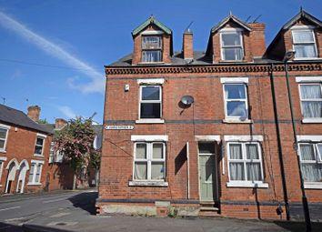 Thumbnail 3 bed terraced house for sale in St Christopher Street, Nottingham, Nottinghamshire