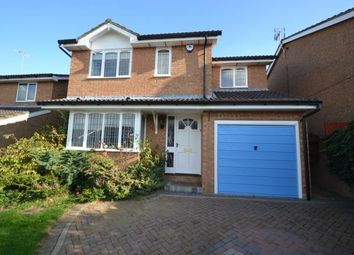 Thumbnail 4 bed detached house for sale in Haddon Close, Wellingborough, Northamptonshire