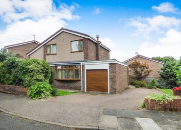 Thumbnail 4 bedroom detached house for sale in Bolton Close, Newton Hall, Durham