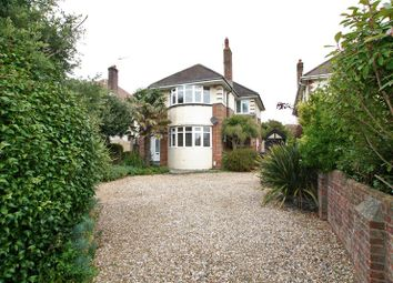 Thumbnail 4 bed detached house for sale in Belle Vue Road, Southbourne, Bournemouth