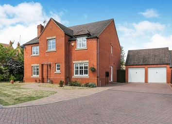 5 bed detached house for sale in Florin Close, Westwood Heath, Coventry CV4