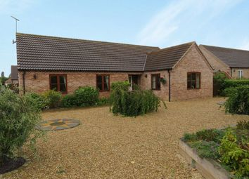Thumbnail 3 bedroom detached bungalow for sale in Gordon Fuller Close, Brookville, Thetford