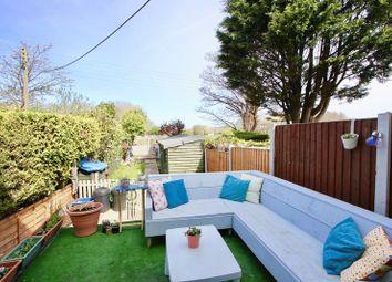 Thumbnail 2 bed terraced house for sale in Llys Berllan, Llanasa Road, Gronant, Prestatyn