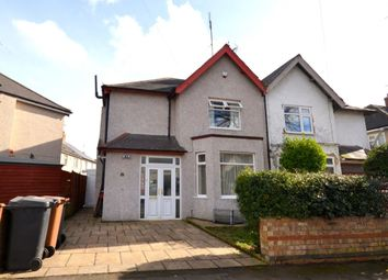 Thumbnail 3 bedroom semi-detached house to rent in Briton Road, Abington, Northampton