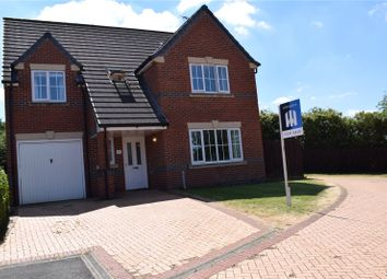 Thumbnail 4 bed detached house for sale in Hedingham Close, Ilkeston, Derbyshire