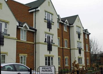 Thumbnail 2 bed flat to rent in Friars Terrace, Stafford