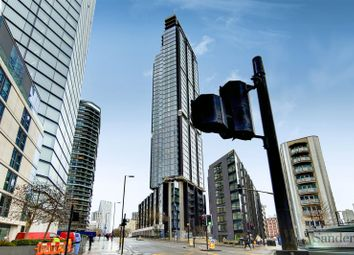 Thumbnail 2 bed flat for sale in Carrara Tower, 1 Bollinder Place, London