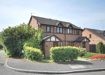 Thumbnail 3 bedroom semi-detached house for sale in Quarry Pond Road, Worsley, Manchester