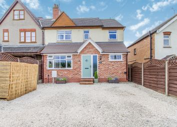 Thumbnail 4 bedroom semi-detached house for sale in Harborough Road, Braybrooke, Market Harborough