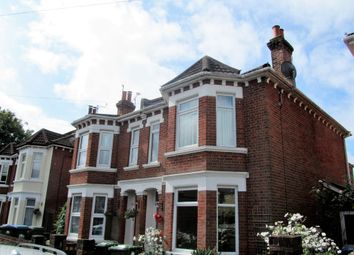 Thumbnail 4 bedroom semi-detached house to rent in St. Winifreds Road, Shirley, Southampton
